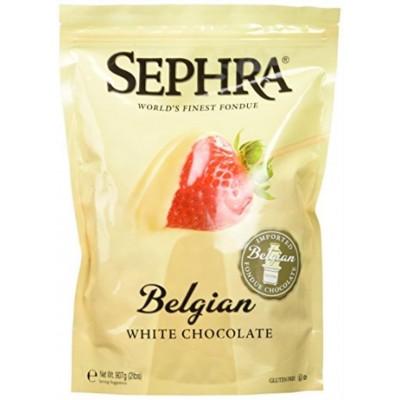 Bílá čokoláda do fontány Sephra 2,5 kg