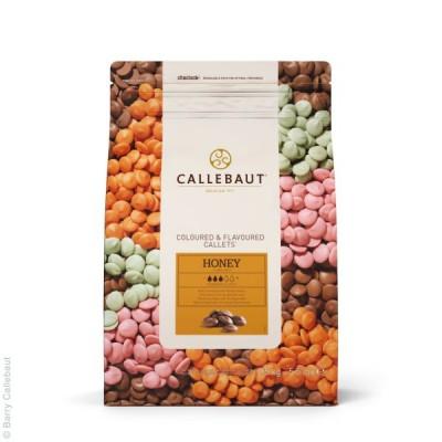 Medová čokoláda Callebaut 2,5 kg