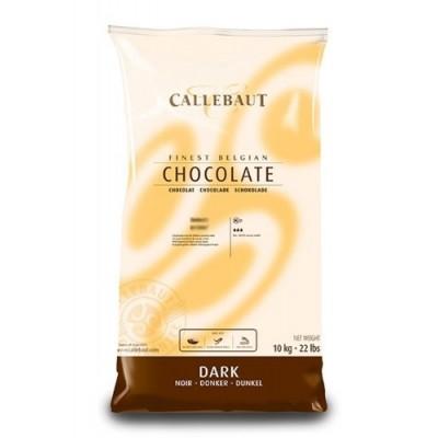 Belgická čokoláda Callebaut 10 kg hořká