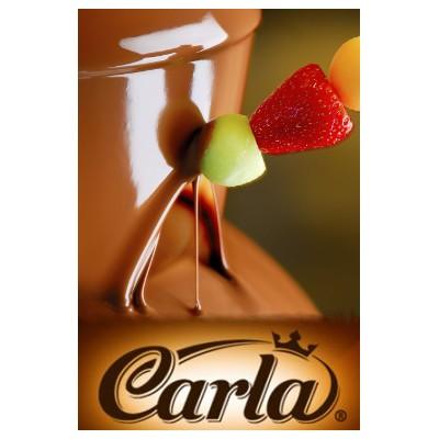 Mléčná čokoláda do fontány Carla 1 kg