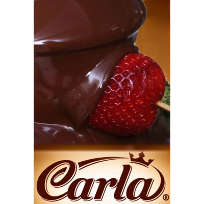 Hořká čokoláda do fontány Carla 1 kg
